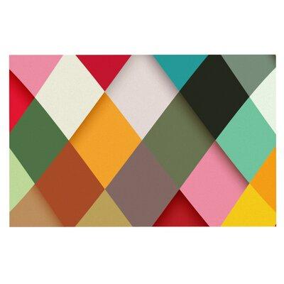 Danny Ivan Colorful Doormat