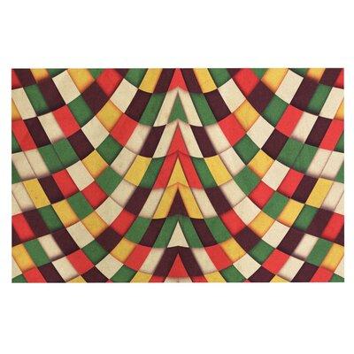Danny Ivan Rastafarian Tile Doormat