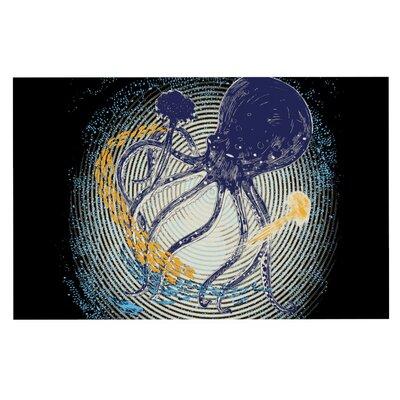 Frederic Levy-Hadida Tentacular Trap Octopus Doormat