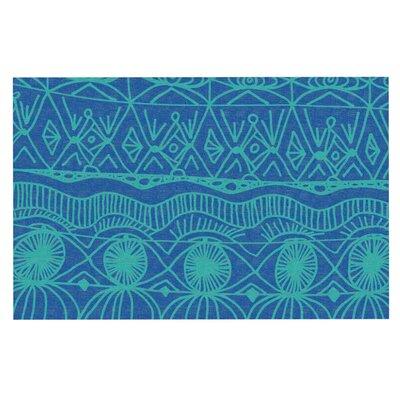 Catherine Holcombe Blanket Bingo Decorative Doormat Color: Confusion