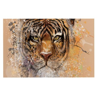 Geordanna Cordero-Fields My Tiger Doormat