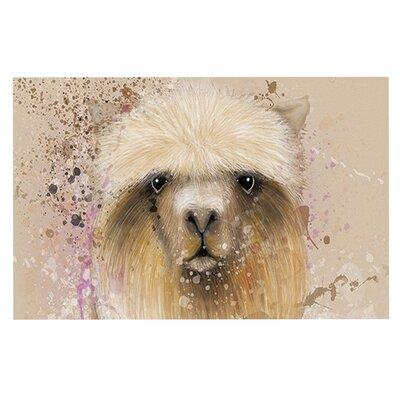 Geordanna Cordero-Fields Llama Me Doormat