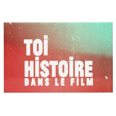 Danny Ivan Toi Histoire Doormat