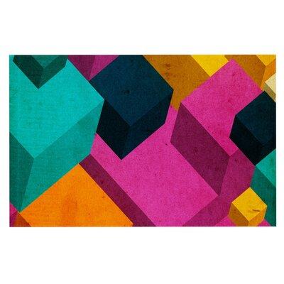 Danny Ivan Happy Cubes Doormat