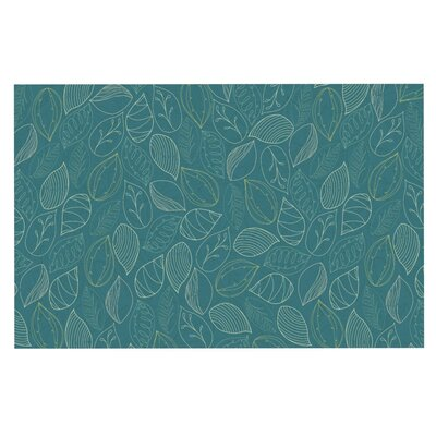 Emma Frances Autumn Leaves Doormat