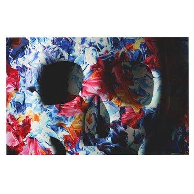 Danny Ivan Skull Light Doormat