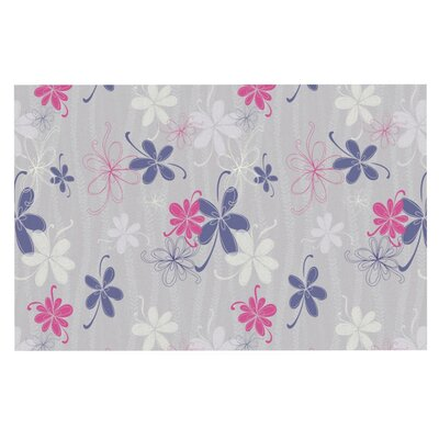 Emma Frances Lively Blossoms Doormat