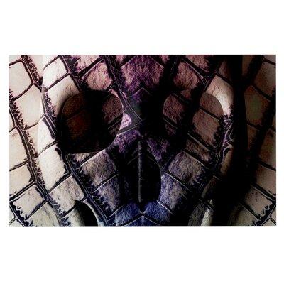 Danny Ivan Skull Dark Doormat