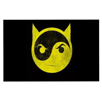 Frederic Levy-Hadida Bat Yin Doormat
