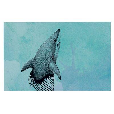 Graham Curran Shark Record III Doormat
