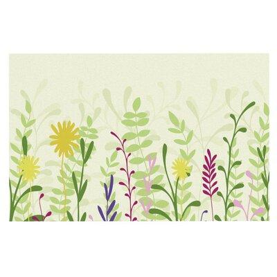 Emma Frances Springtime Doormat