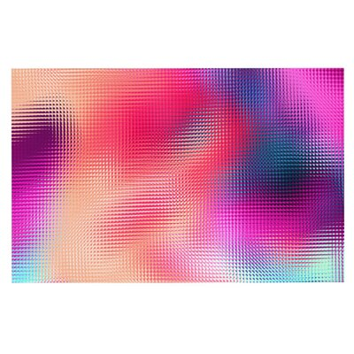 Danny Ivan Bastar Abstract Doormat