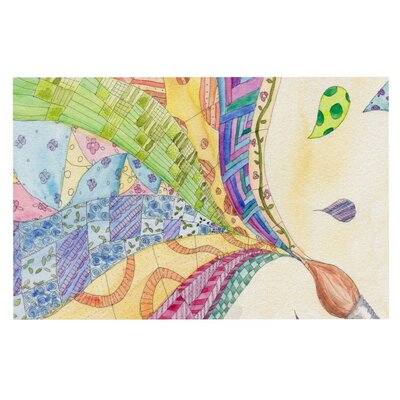 Catherine Holcombe The Painted Quilt Decorative Doormat
