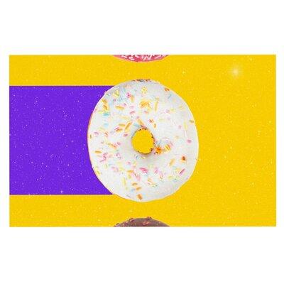 Danny Ivan Donuts Doormat