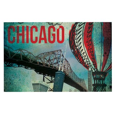 Iruz33 Chicago Doormat