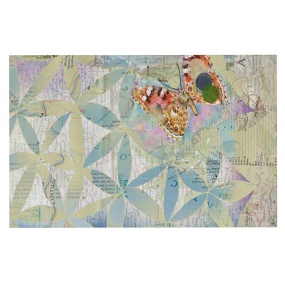 Catherine Holcombe Miraculous Recovery Butterfly Decorative Doormat