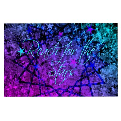 Ebi Emporium Reach For the Stars Doormat