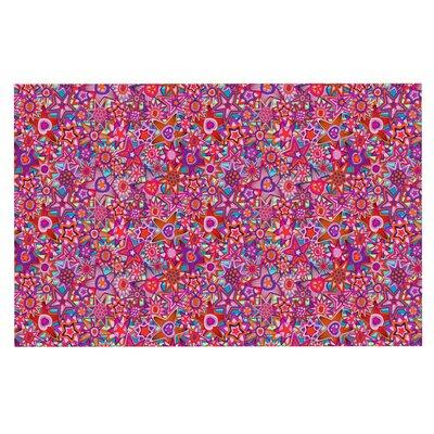 Julia Grifol My Dreams in Color Stars Doormat