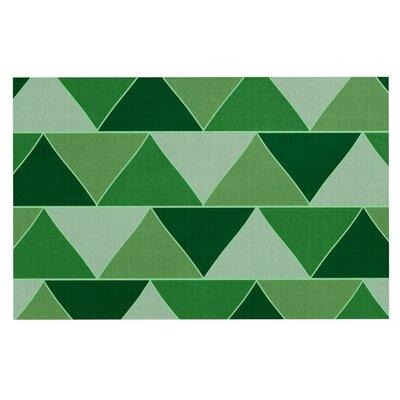 Catherine McDonald Emerald City Decorative Doormat