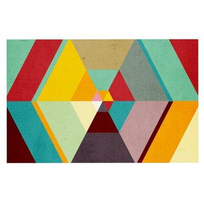Danny Ivan Color Mess Doormat