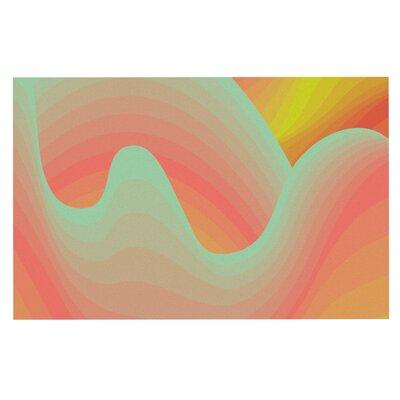 Akwaflorell Way of the Waves Doormat
