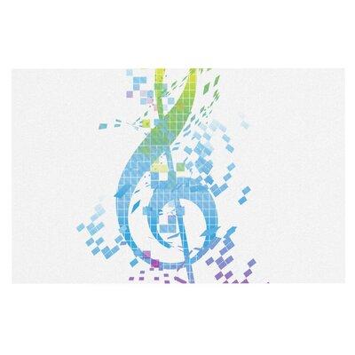 Frederic Levy-Hadida Key Music Doormat