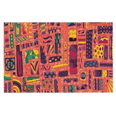 Akwaflorell Squares Doormat