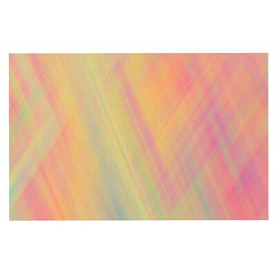 Ingrid Beddoes Pastel Abstract Doormat