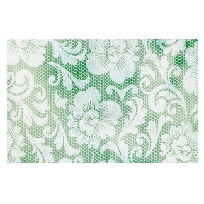 Heidi Jennings Daydreaming Floral Doormat