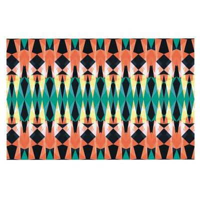 Akwaflorell Triangle Visions Doormat