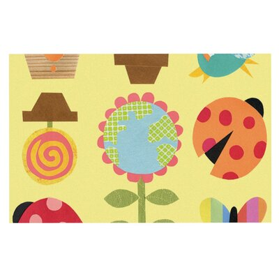 Jane Smith Spring Repeat Doormat