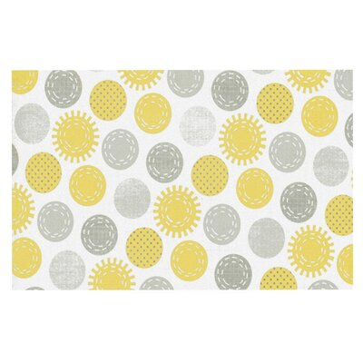 Heidi Jennings Sunspot Spots Doormat