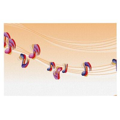 Fotios Pavlopoulos Nature Music Doormat