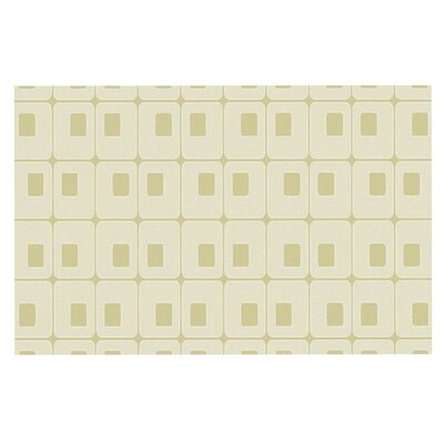 Fotios Pavlopoulos Squares in Square Shapes Doormat