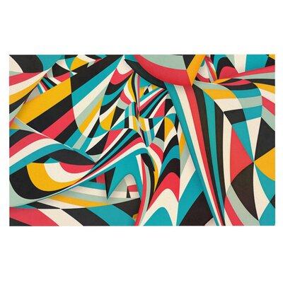 Danny Ivan Dont Come Close Abstract Doormat