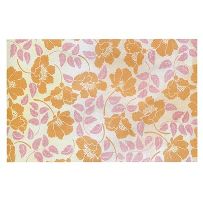 Heidi Jennings Sun Kissed Petals Doormat