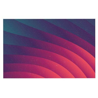 Danny Ivan Reservoir Lines Geometric Doormat