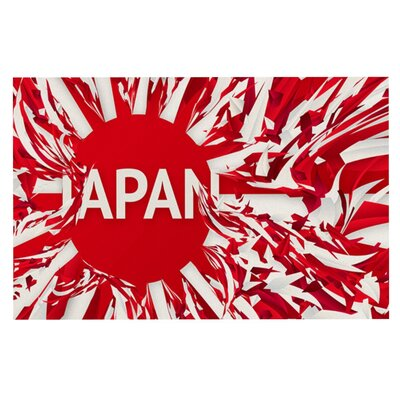 Danny Ivan Japan World Cup Doormat