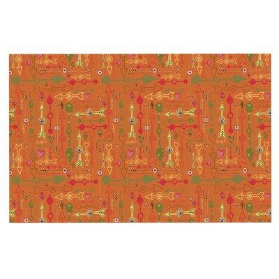 Jane Smith Vintage Arrows Doormat