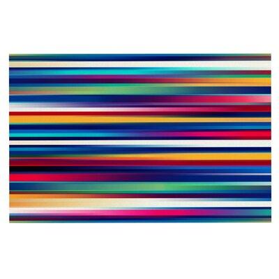 Danny Ivan Blurry Lines Doormat