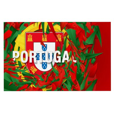 Danny Ivan Portugal World Cup Doormat