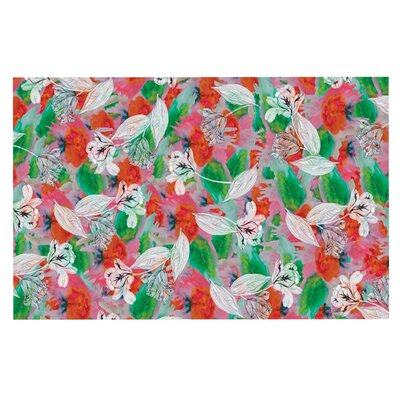 Akwaflorell Flying Tulips Doormat