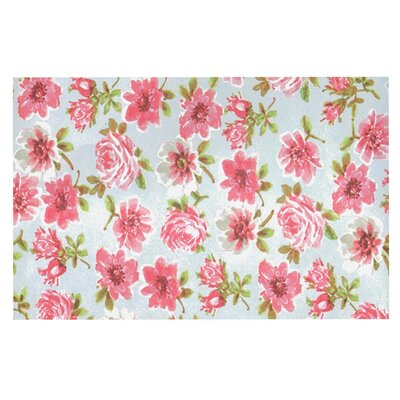 Heidi Jennings Petals Forever Doormat