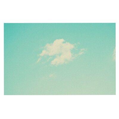 Libertad Leal Cloud 9 Sky Doormat