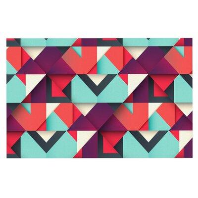 Danny Ivan Shapes Doormat