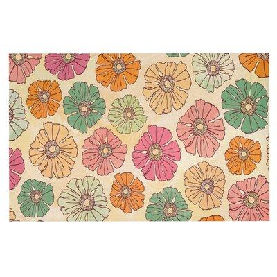 Heidi Jennings Vintage Petals Doormat