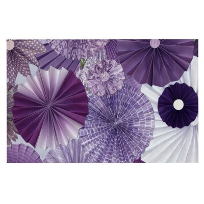 Heidi Jennings Lavender Wishes Doormat
