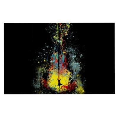 Frederic Levy-Hadida Midnight Syphony Doormat