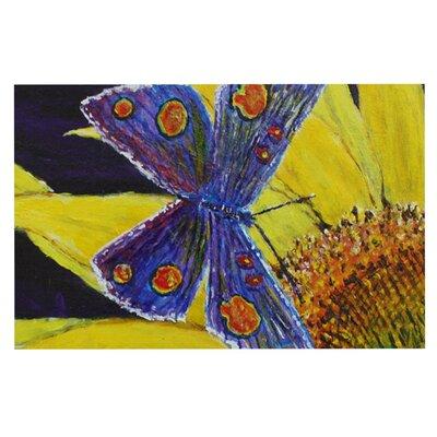 David Joyner Butterfly Doormat