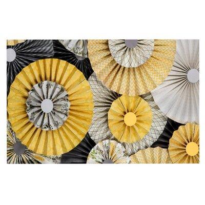 Heidi Jennings Daffodil Doormat